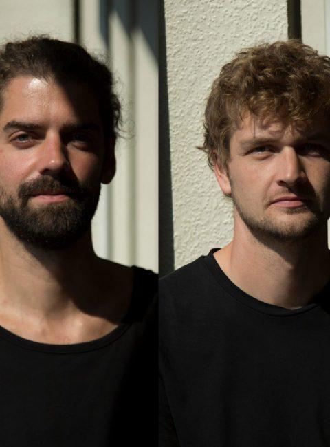 Martin Pötter and Danny Schreiber
